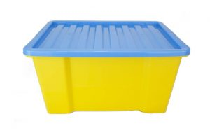 plastic storage for office work place